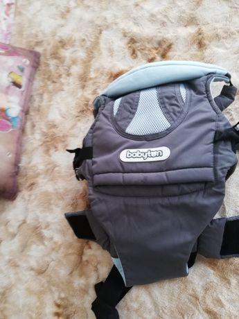 Переноска рюкзак babyton