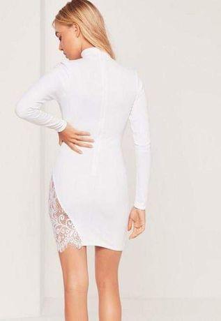 Sukienka biała/ nowa /outlet