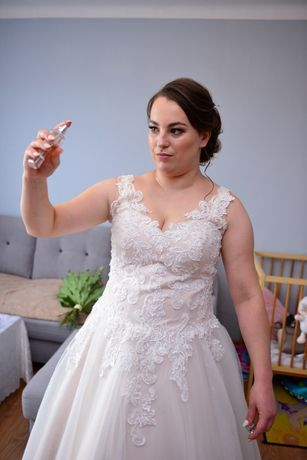 Pilnie Sprzedam Suknia Ślubna Plus Size