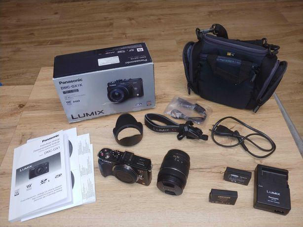 Aparat fotograficzny Panasonic DMC-GX1K