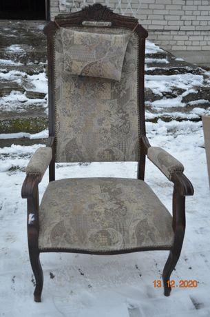 Stylowy fotel wygodny