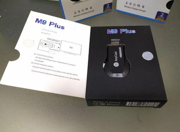 Медиаплеер AnyCAST M9 plus, WIFI. ОЗУ: 256 МБ