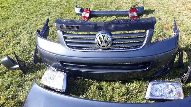 Całkowity przód do VW T5