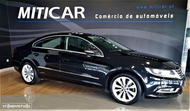 VW CC 2.0 TDi BlueMotion