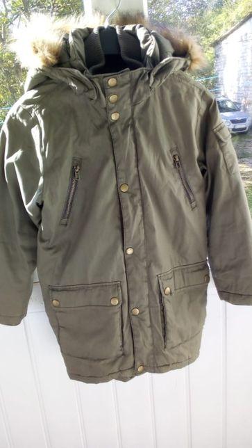 H&M куртка демі 128