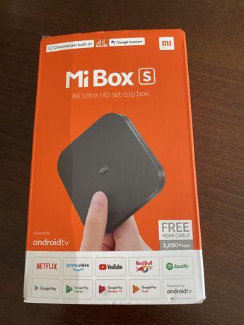Odtwarzacz multimedialny XIAOMI Mi Box S