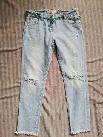 NEXT Spodnie jeansowe 12 lat (152cm) NOWE