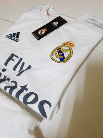 Equipamento (COMPLETO) Real Madrid