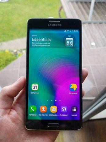 Рабочий Samsung galaxy a7 sm-a700h обмен