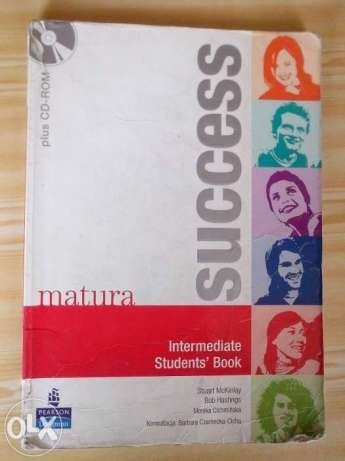 """Matura success Intermediate Students Book"" McKinlay"