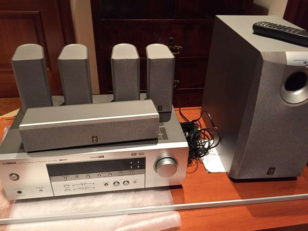 Yamaha Amplificador receptor tuner RX-V350