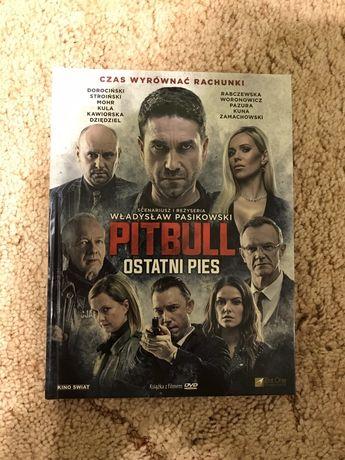 Pitbull Ostatni Pies DVD