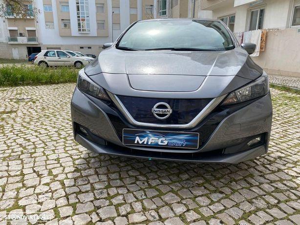 Nissan Leaf Tekna Two Tone+ProPilot Park