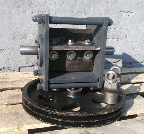 Измельчител веток до 50 мм Ветки. К Мотоблоку, Трактору. Мотору.