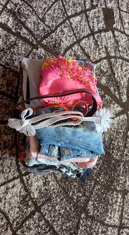 Ubrania dziewczęce 140 - 152