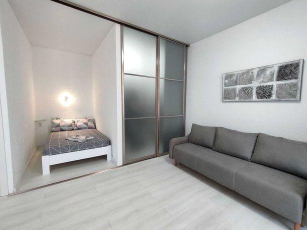 Аркадия, квартира-студия с балконом