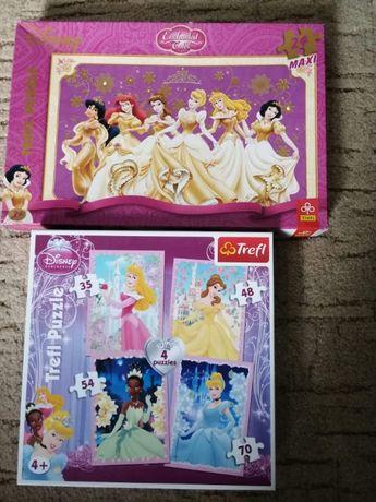 Puzzle księżniczki