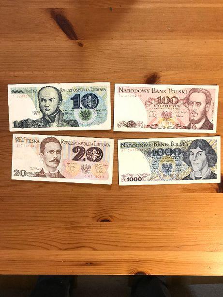 Banknot 10-1000zl PRL