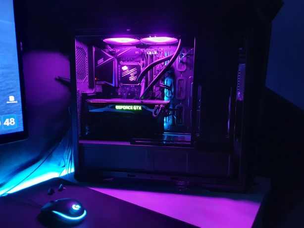 Komputer PC i7-8700K GTX 1080 Ti 16GB RAM 850W 2.5TB SSD/HDD