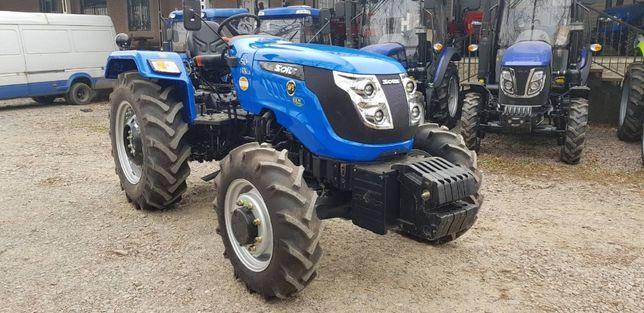 Новий Мінітрактор Solis 50 трактор СОЛІС від Янмар гарантія 2 роки