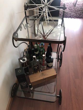 Carrinho - Bar