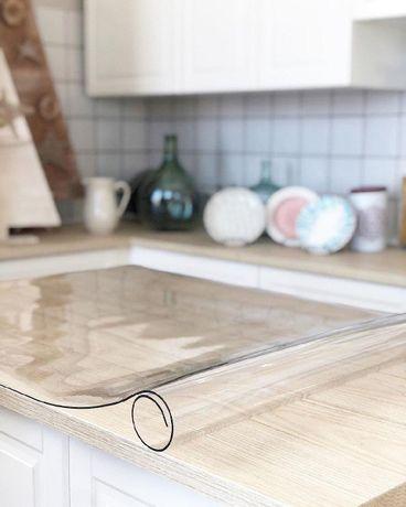 Жидкое стекло, силиконовая пленка, защита на кухонный стол
