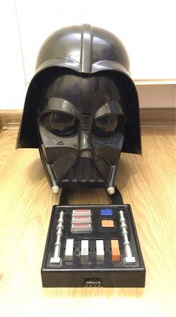 Шлем Дарта Вейдера Star Wars, звуковые эффекты и модулятор голоса