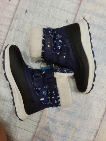 Термосапоги Pepperts,ботинки сапоги
