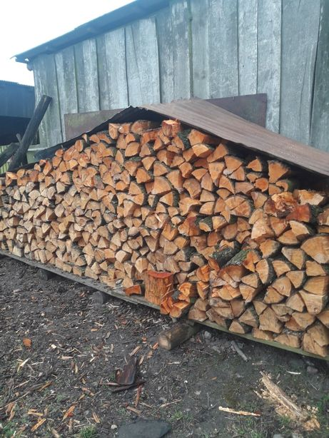 Drewno opałowe, brzoza, olszyna,sosna