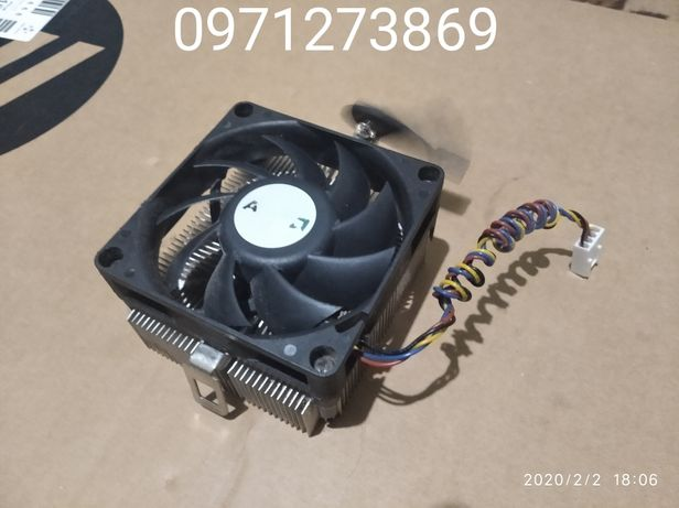 Система охолодження процесора в зборе для ПК