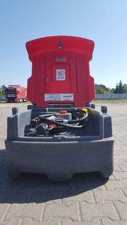 Zbiornik mobilny 250 litrów TruckTank na olej napędowy ON amax raty