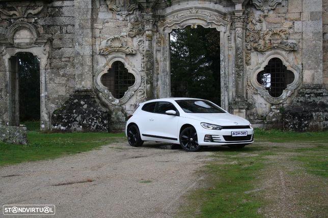 VW Scirocco 2.0 TSi Sport DSG