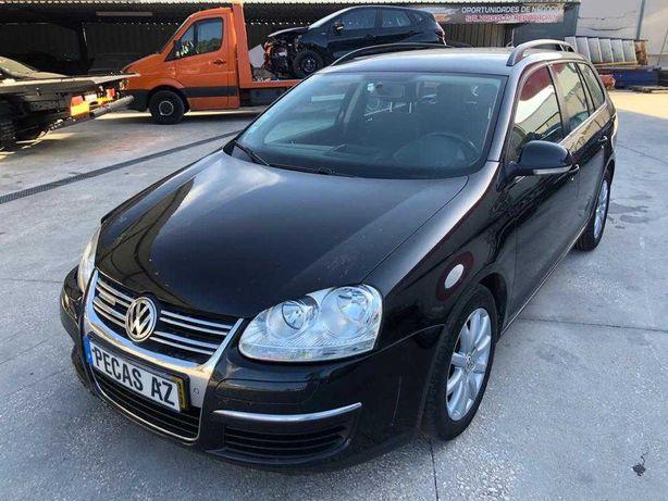VW Golf Variant 1.9 tdi de 2009