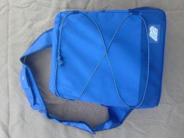 plecak na jedno ramię K2 -gab 30x10 x28- n cm-Super Nowa