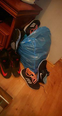 Ubrania i buty za darmo