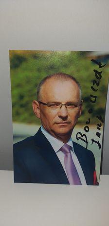Autograf - Jarzy Borowczak