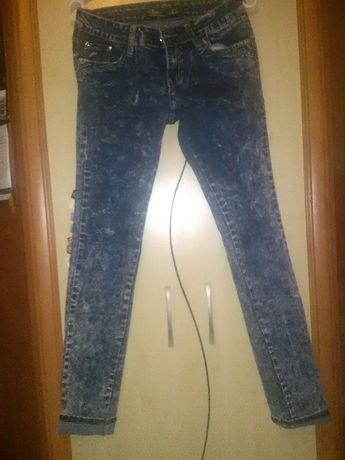 Spodnie marmurkowe