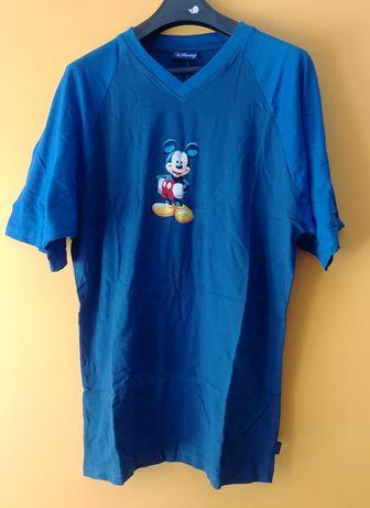 Disney Mickey Mouse Myszka Miki T-Shirt podkoszulek M