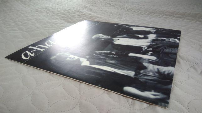 a-ha -EX-winyl-take on me MAXI -vinyl