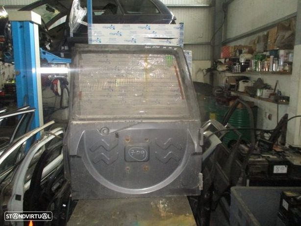 Porta da mala drt MALA709 NISSAN / PATROL / 1995 / 4P / PRETO /