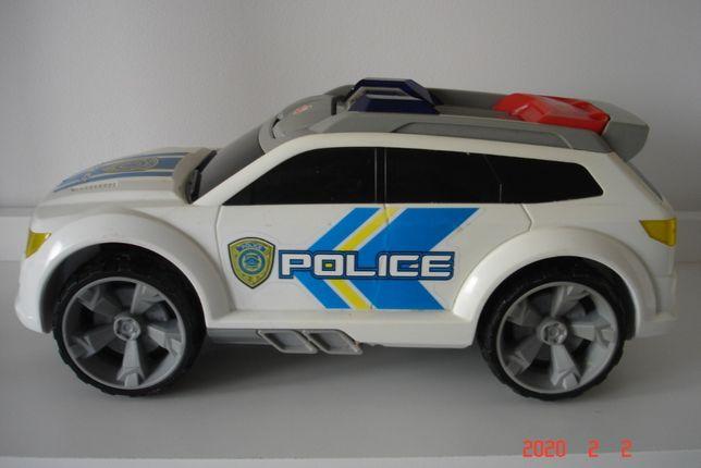 Zabawka policja samochód DICKIE Land Rover