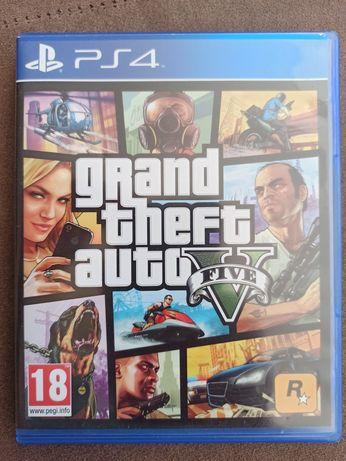 Gra na PlayStation 4 PS4 Gta, Grand Theft Auto V 5