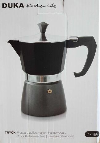 Kawiarka ciśnieniowa DUKA 6 filiżanek