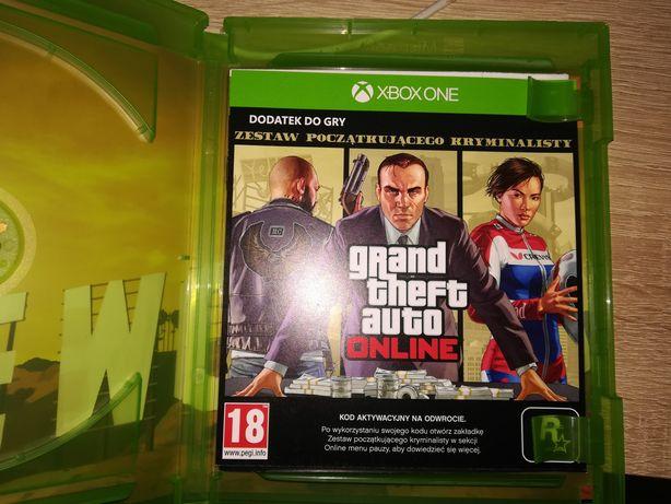 Dodatek Key do Gta Online zamienię na jakas grę Xbox360