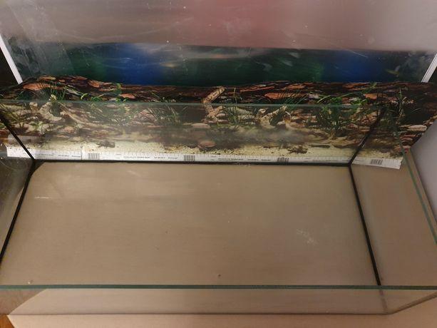 Akwarium dla rybek/żółwia
