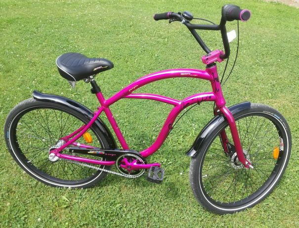 Rower 26 cali, Medano Artist Purple