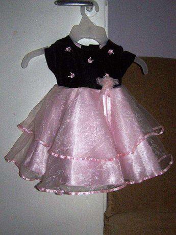 Sukieneczka dla małej dziewczynki.