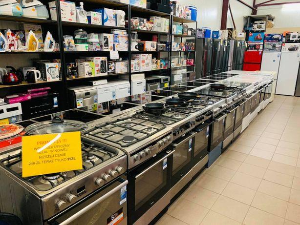 Kuchnia Amica gaz-elek. 60 cm szerokości Zamów z podłączeniem! :)