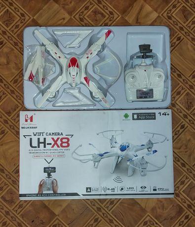 Квадрокоптер дрон