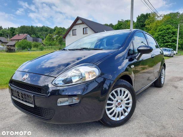 Fiat Grande Punto Stan BDB Klimatyzacja Isofix Seriwsowany do końca